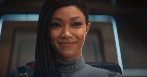 Star Trek: Discovery: Sonequa Martin-Green on Burnham's Captain Quest