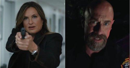 Law & Order: SVU Preview: Benson in Danger Finds Stabler at the Scene
