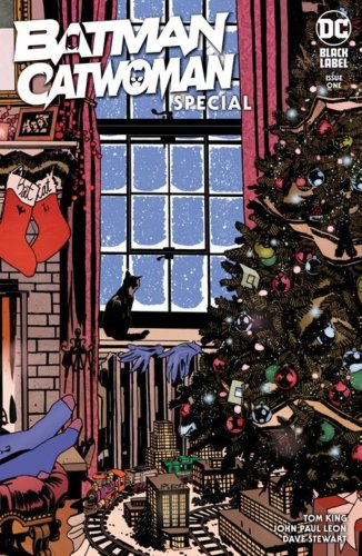 John Paul Leon Batman/Catwoman Special #1 Delayed Until Christmas