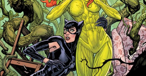 DC Preview Double Feature: Catwoman #35 and Flash #774