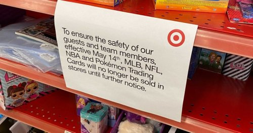 Target No Longer Trading In Cards - The Daily LITG, 13th of May 2021