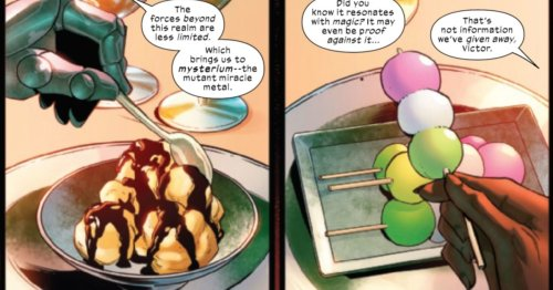 Kirbons And More Hellfire Gala Fallout In Today's X-Men Comics