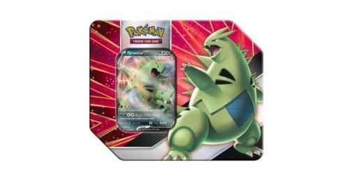 Pokémon TCG – Product Review: Tyranitar V Striker Tin