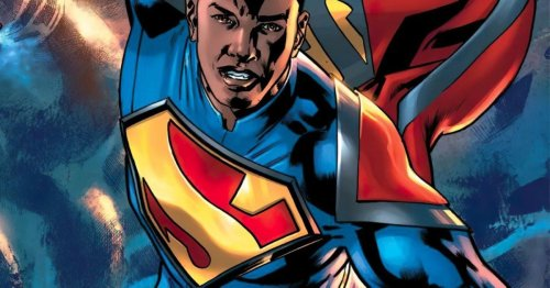 Bryan Hitch Has A Hair Trigger Over Superman