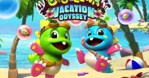 Puzzle Bobble VR: Vacation Odyssey Receives A Release Date