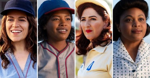 A League of Their Own Releases Character Details; 5 More Join Cast