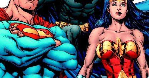 Batman, Superman & Wonder Woman Trinity To Get A Trilogy From DC