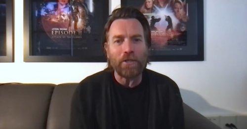 "Obi-Wan Kenobi: Ewan McGregor Filmed ""Very Special Scene"" on May 4th"