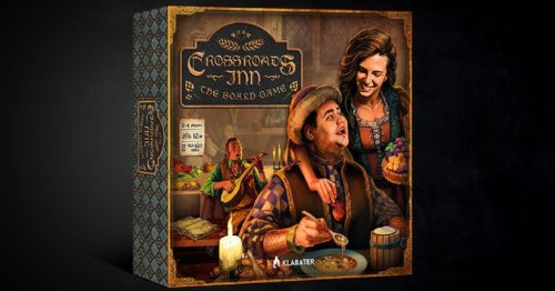 Crossroads Inn Board Game To Be Published By Klabater, Out Q3 2022
