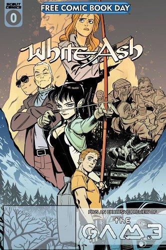 FCBD Preview: White Ash – Elves and Dwarves in Pennsylvania