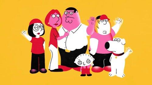 """Family Guy Gets Heartbreaking """"Bye, Bye"""" Bumper from Adult Swim"""