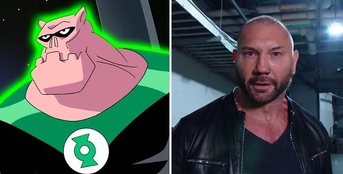 Dave Bautista Explains Why He Can't Be a Romantic Comedy Leading Man