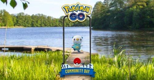 Tasks For Oshawott Community Day Research In Pokémon GO