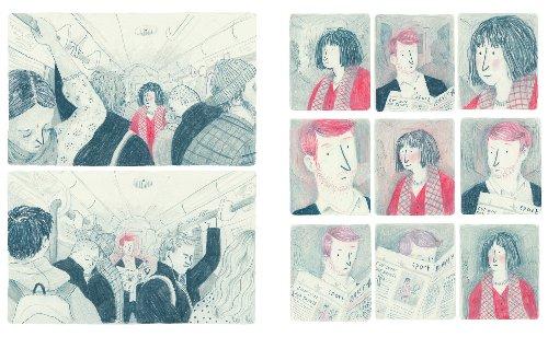 Sophie Burrows Sells Crushing Graphic Novel To David Fickling Press
