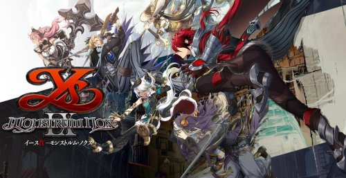 Ys IX: Monstrum Nox Will Be Released On Switch This July
