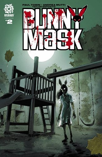 Bunny Mask #2 From AfterShock Comics Tops Advance Reorders