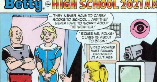 Archie to Reprint Betty #46 Story as it Jumps to $75 on eBay