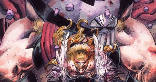Thor Grapples With Losing his Mojo in God of Hammers