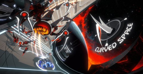 Indie Shoot 'Em Up Curved Space Celebrates National Space Day