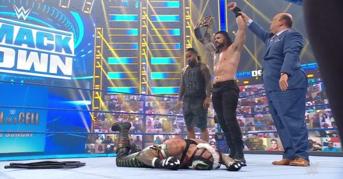 WWE Smackdown: A Waste of Time with No Direction or Purpose