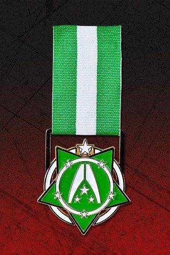 Reward Yourself With The Mass Effect Medal of Honor From BioWare
