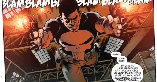 Jason Aaron To Launch New Punisher Series From Marvel