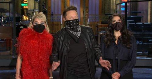 Saturday Night Live Update: Good-ish Elon Musk, Cyrus Rehearsal & More
