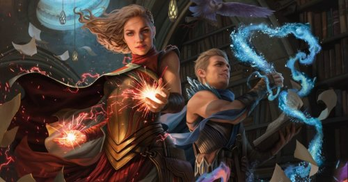 Magic: The Gathering Strixhaven Prerelease Events Begin April 16th