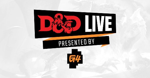 G4 Announce They Will Host D&D Live 2021 In New WotC Partnership