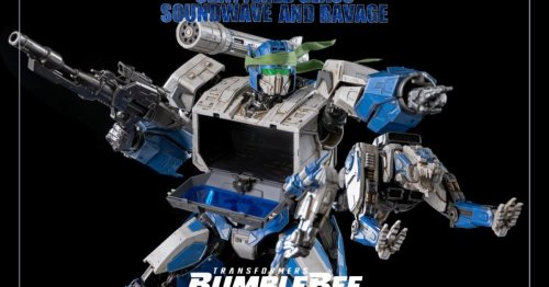 Shattered Glass Soundwave in the Daily LITG, 11th June 2021