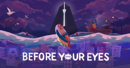 Before Your Eyes Drops Onto Steam & Epic Games Store