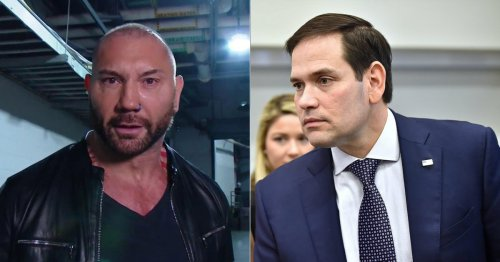 Dave Bautista to Marco Rubio: Seriously Dude, WTF is Wrong With You?