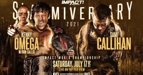 Impact Wrestling: Don Callis Fired, Sami Callihan Reinstated