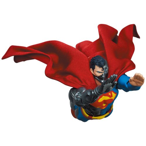 Cyborg Superman Comes to Earth as the Newest MAFEX Release