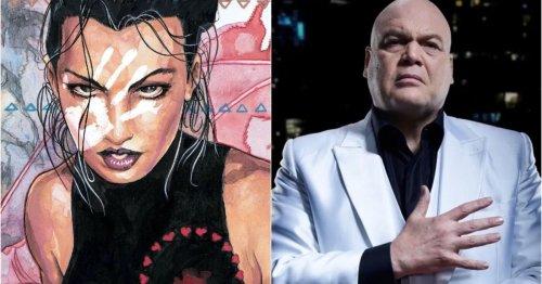 Echo: David Mack Endorses Vincent D'Onofrio/Kingpin Series Return