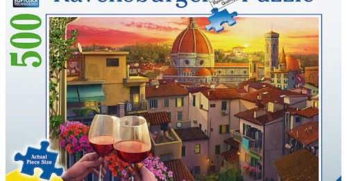 Ravensburger Announces New Spring 2021 Puzzle Lineup