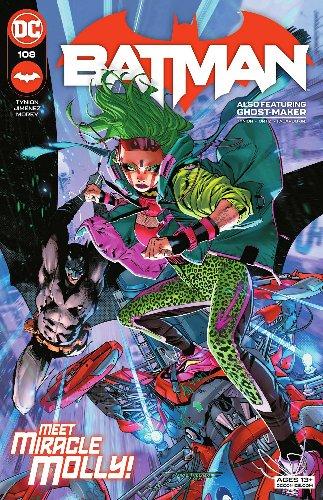 Batman #108 Review: Too Little Ghost-Maker