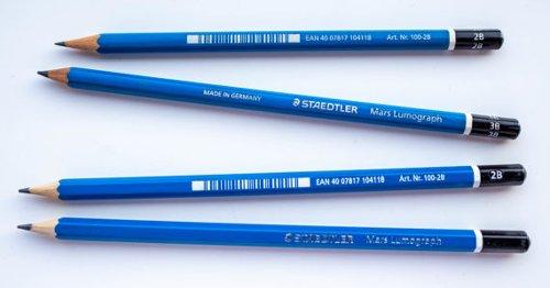 Fake Lumographs - Bleistift
