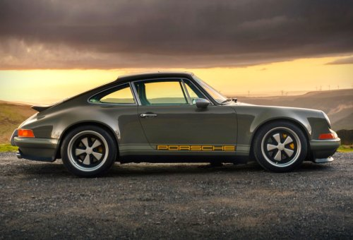Porsche 911 by Theon Design