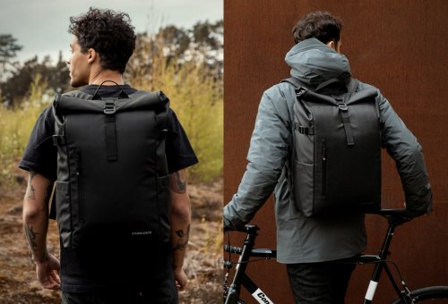 Stubble Co Roll Top Backpack