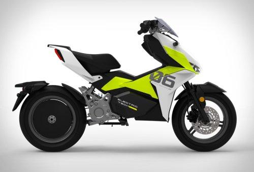 Felo FW06 Electric Motorcycle