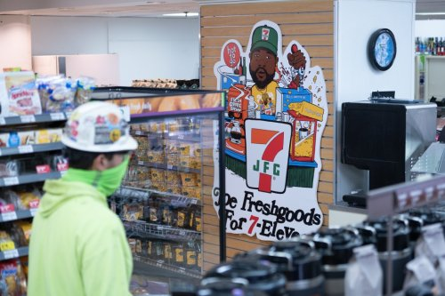 Chicago's Joe Freshgoods Dropping 7-Eleven Streetwear Collection Thursday