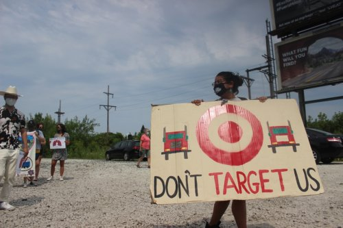 As Target Warehouse Opens On Little Village Hilco Site, Alderman Celebrates New Jobs — While Activists Vow To Keep Fighting