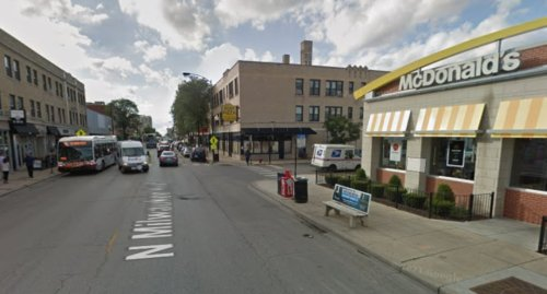 Man Chased Down And Fatally Shot On Milwaukee Avenue In Logan Square Early Friday, Police Say