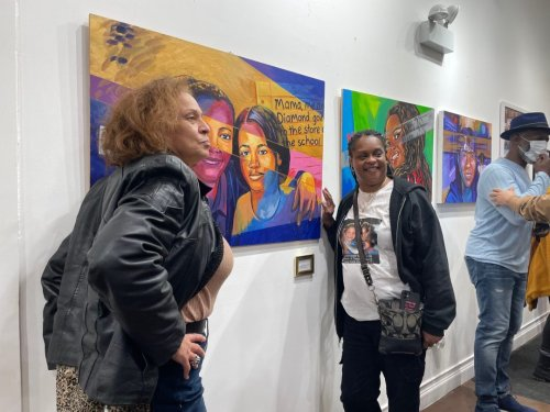 'Still Searching' Exhibit Aims To Draw Attention To Chicago's Missing Black Women And Girls