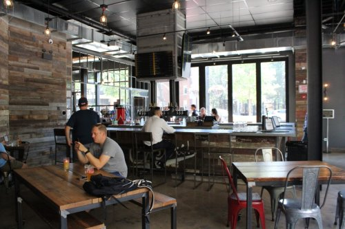 Lakeview Liquor Store Bitter Pops Expands To Open Kitchen, Taproom For Restaurant Service