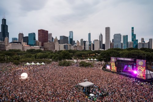 Lollapalooza Had More Than 385,000 People, Officials Announce After Lightfoot Defended Holding Fest During Pandemic