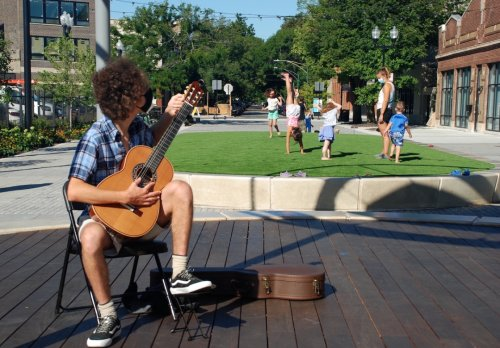 North Center Concert Series Returns In July At New Town Square
