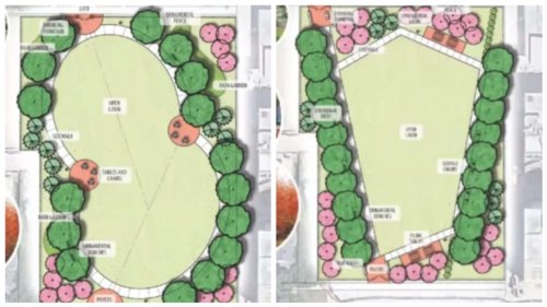 Andersonville Neighbors Get A Look At Designs For Park To Be Built Behind Old Edgewater Hospital
