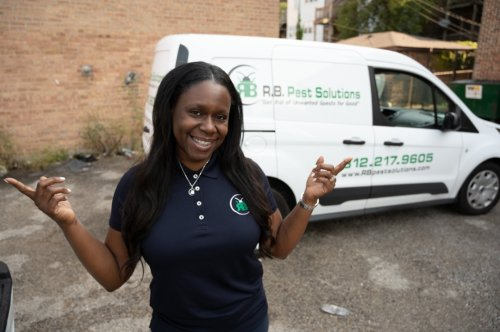 A Chatham Pest Control Company — Led By A Black Woman — Is Ready To Create A Family Legacy